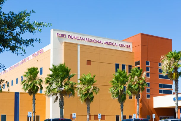 Fort Duncan Medical Center About Image