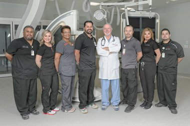 FDRMC New Cath Lab and Team